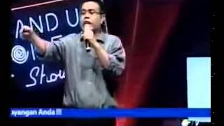 StandUp Comedy Indonesia Abdel Achrian @abdelachrian Terbaru 7 2015