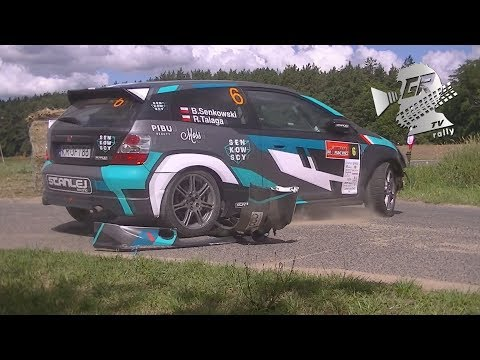 TARMAC MASTERS 1. Rally M3Racing 2018 | Lubin | STANDING CAMERA ACTION by GRB