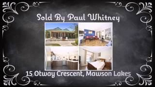 Sold Properties by Paul Whitney