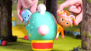 NEW In The Night Garden | Sneaking Up on the Pinky Ponk | Toy Play | Full Episode