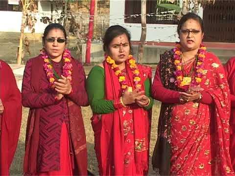 (Nepali Bhajan दुर्गा भवानी durga bhawani ma by Sita Laxmi Gorkhali...8 min, 5 sec)