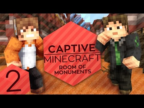 Captive Minecraft w/Sky & Fin, EP 2 - The Fungeon!