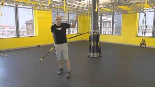 TRX Suspension trainer и TRX Rip trainer