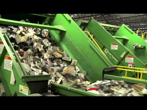 Stream - http://www.wm.com/ Recycling with single-stream technology is helping communities recycle more waste from their garbage collection. Waste Management is on a ...
