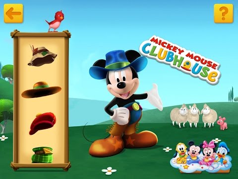 Micky Maus Wunderhaus Spiele App Test Mickey Mouse Clubhouse Disney Junior Play