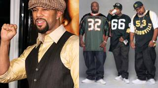the truth behind the Ice Cube and Common Beef