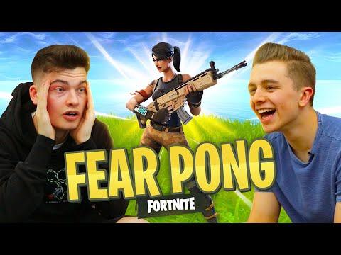 FEAR PONG Fortnite: Battle Royale vs WILLNE