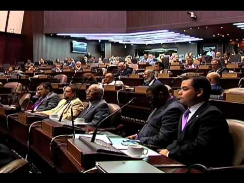 Postulación de República Dominicana a Sede del V Foro del Frente Parlamentario contra el Hambre