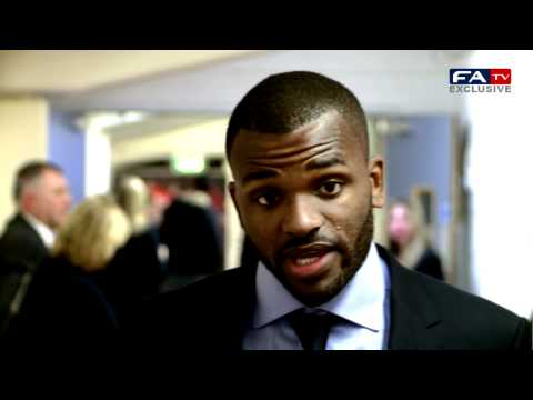 Darren Bent Post Match Interview | Wales 0-2 England 26/03/11