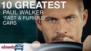 Nonton 10 Greatest Paul Walker Fast and Furious Cars Film Subtitle Indonesia Streaming Movie Download