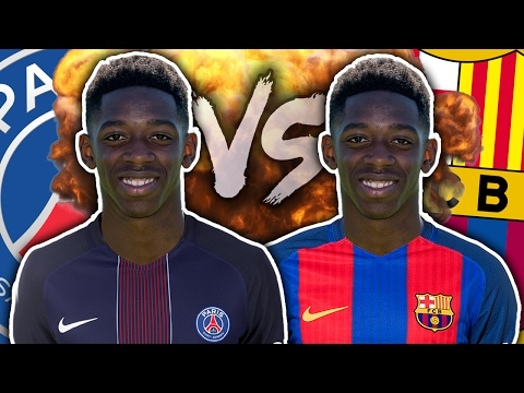 Video: PSG & Barcelona Battle To Sign Ousmane Dembele?! | Transfer Talk