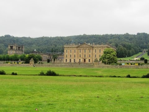 Chatsworth from Calton Lees round | peak district  Walks