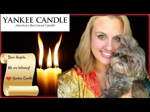 A PERSONAL RESPONSE FROM THE CEO OF YANKEE CANDLE!