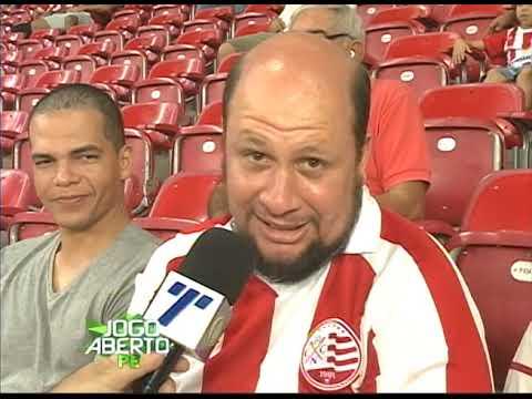 [JOGO ABERTO PE] Náutico vence Botafogo-PB