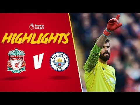 Video: Highlights: Liverpool FC 0-0 Manchester City | Reds and City goalless at Anfield