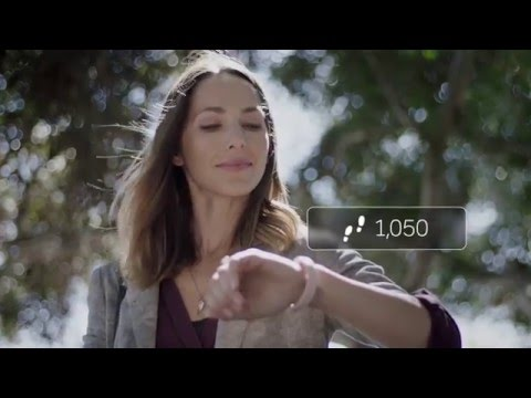 VIDEO: Get fit with FitBit Alta