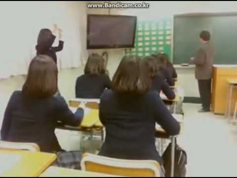 Korean Students Mock Teacher, Get Busted picture