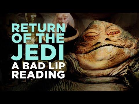 Špatně odezírané Hvězdné války: Návrat Jediů