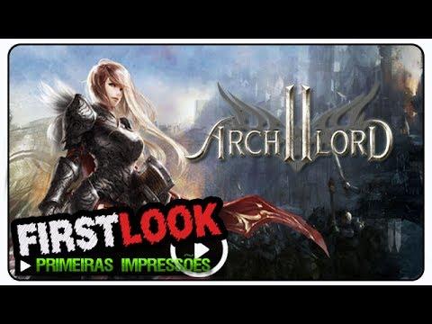 Archlord 2 gameplay – First Look / Primeiras Impressões