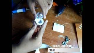 Video Buat Lampu EMergency Sendiri dari Barang Bekas#VLOG 11 MP3, 3GP, MP4, WEBM, AVI, FLV September 2018