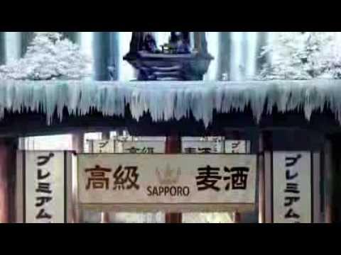 Sapporo Beer Commercial - Legendary Biru
