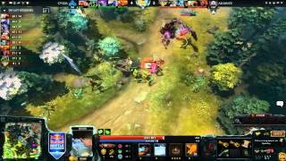 Alliance vs Cloud9, game 1
