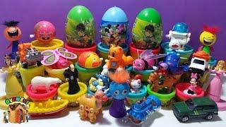 Bu videomuzda farklı sürpriz yumurtaları açıyoruz. Ben10, Disney karakterli sürpriz oyuncaklar ve diğer sürpriz oyuncakları merak ediyorsanız videoyu sonuna kadar izleyelimDiğer videoları mızı izlemek için kanalımıza abone olunuz!* Abone olmak için TIKLAYIN: http://www.youtube.com/user/TheOyunca...* Facebook sayfamızı BEĞENİN: https://www.facebook.com/OyunEvimiz* Twitter'da TAKİP EDİN: http://www.twitter.com/Oyunevimiz♥ En güzel oyun hamuru videoları:https://www.youtube.com/watch?v=bqZJhrAHPCI&list=PLWU6OsJP4Le2AK8xhd_Z9BAvUvSBRgzP4♥ En güzel sürpriz yumurta videoları:https://www.youtube.com/watch?v=sLniFd5IEfQ&list=PLWU6OsJP4Le0zeZ9xw9tbRgVd0oIj9KUs♥ En güzel oyuncak videoları:https://www.youtube.com/watch?v=IN498-PvzpQ&list=PLWU6OsJP4Le1rqmahsl9iqHDnGn8ed0uw