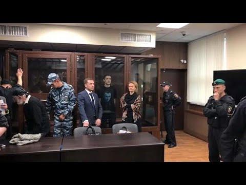 Moscou : peines de prison avant l'élection