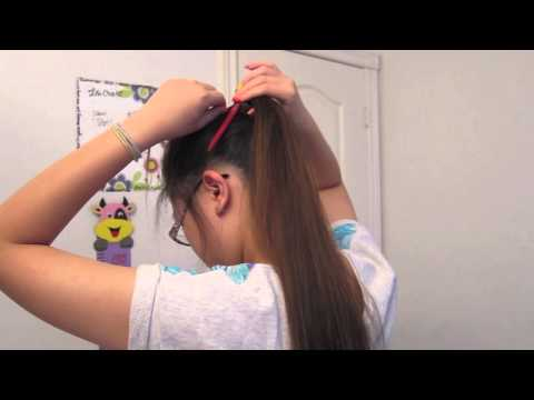 5 Quick And Easy Ponytails | Athletes Must Watch!