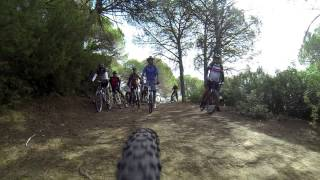 100% BTT Team - Montijo (Subidas assassinas)