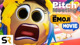 Download Youtube: The Emoji Movie #ScreenRantPitchMeeting