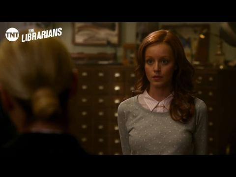 The Librarians: Partners - Season 1 Ep.3 [CLIP] | TNT