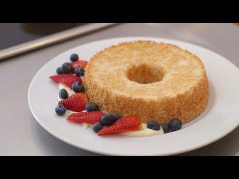 Video - Aprende a preparar pastel de angel