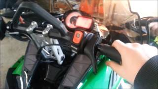 8. 2012 Arctic Cat XF 1100 Sno Pro - Full Consumer Review - Part 2