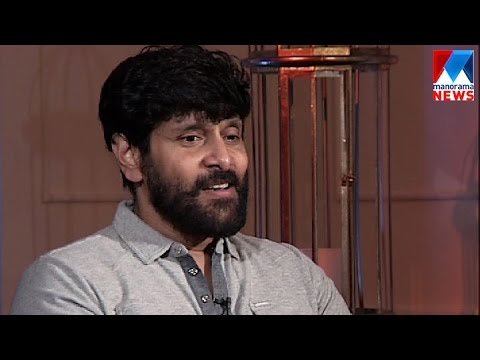 Vikram About his Son and his movie 10 Enradhukulla