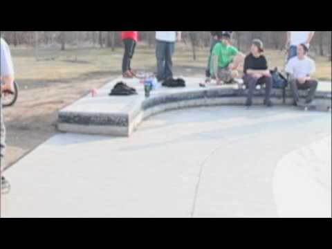4 Mile Skate Park