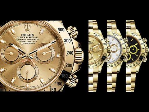 Часы rolex daytona реплика