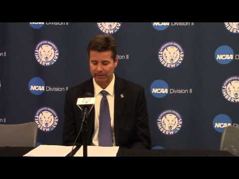 Northwood University Men's Basketball (12/21/14) NU 90, Walsh 71 - Press Conference