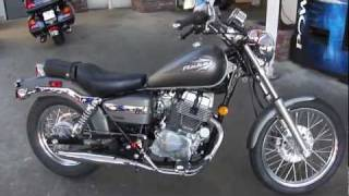 2. 2012 Honda Rebel 250