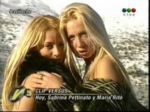 Maria Eugenia Rito y Sabrina Petinato - versus