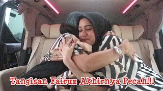 Download Video Tangisan Fairuz Akhirnya Pecah!!! 1,2,3 Jawab Semuanya MP3 3GP MP4