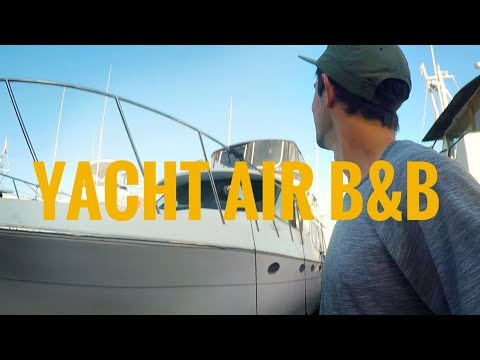 BOUGHT MY FRIENDS A YACHT