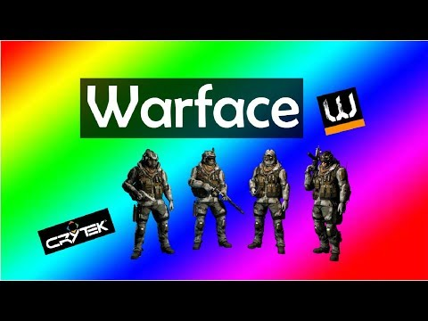 WARFACE NOOB GAMEPLAY EPISODE #1