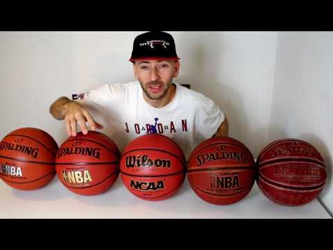 Welchen Basketball soll ich mir kaufen?