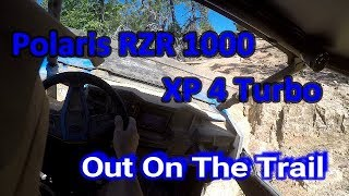 9. Polaris RZR 1000 XP 4 Turbo Out On The Trail
