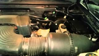02 ford f150 preventive maintenance check