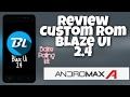 Download Lagu Custom Rom Andromax A Batre Paling Irit Blaze Ui 2.4 ( REVIEW ) Mp3 Free