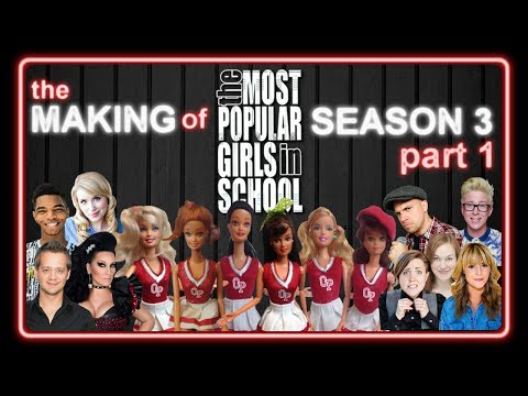 popular - All-New Season Mrs Zales Shirts: http://mpgisstore.com The Making of Season 3 Part 1 | The Most Popular Girls in School Episode 55 on April 29th! New Videos Tuesday, Thursday & Friday!!! Subscribe...