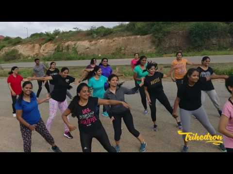 Video 3 PEG - Kannada | Trihedron | Dance fitness | Rapper | Chandan Shetty | Aindrita Ray | download in MP3, 3GP, MP4, WEBM, AVI, FLV January 2017