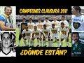 Qu  Pas  Con Los Jugadores Campeones Con Pumas En El Torneo Clausura 2011